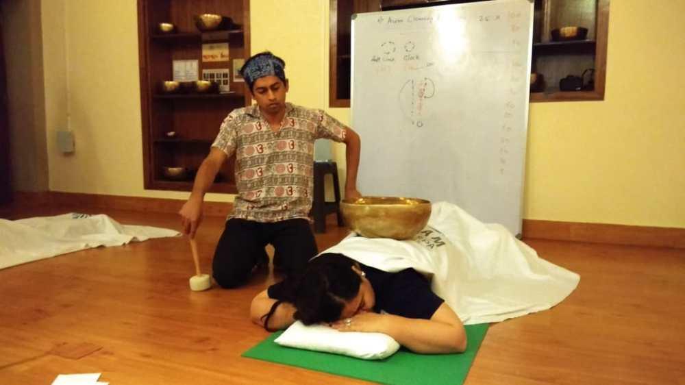 rahul urs tibetan sound healers